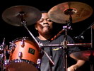 Aly Keita featuring <b>Boris Tchango</b> on drums (Molière)