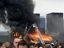 Couleur Café gaat door na brand