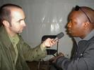 Interview met Vieux Farka Touré op Festival Mundial