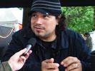 Interview met Asdrubal Sierra van Ozomatli (Festival Mundial 2010)