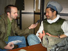 Interview met Quique Neira (Festival Mundial 2010)