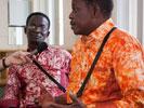 Interveiw met T.P. Orchestre Poly-Rythmo de Cotonou @ Espace Senghor