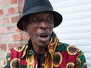 Interview met Jean-Pierre 'Jupiter' Bokondji (Jupiter & Okwess International, Wereldfeest Leuven)
