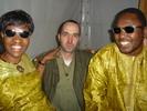 Interview met Amadou & Mariam op Festival Mundial