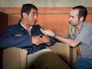 Interview met Kamel Tenfice (Orchestre National de Barbès) op Couleur Café 2008