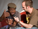 Interview met Victor Démé op Sfinks Mixed