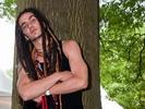 Interview met Oski Jah-Man op Festival Mundial